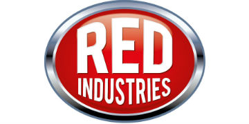 Red Industries logo