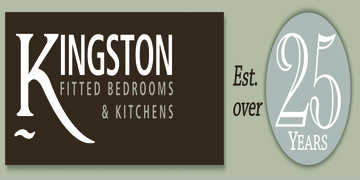 KINGSTON FITTED BEDROOMS logo