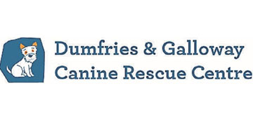 Dumfries & Galloway Canine Rescue Centre* logo