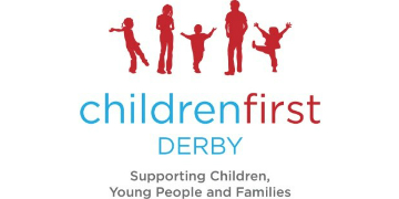 Children First Derby logo
