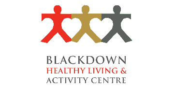 Blackdown Healthy Living and Activity Centre logo