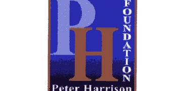 Peter Harrison Foundation logo
