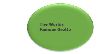 The Worlds Famous Grotto logo