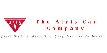 The Alvis Car Company logo