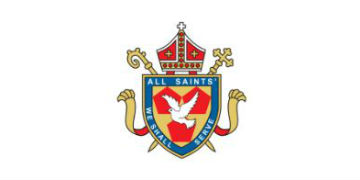 All Saints' Catholic Voluntary Academy logo