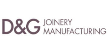 D&G JOINERY MANUFACTURING logo