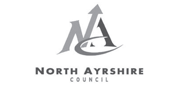 North Ayrshire Council* logo