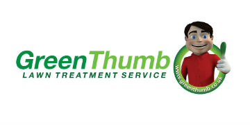 Greenthumb Lawn Treatment Service* logo