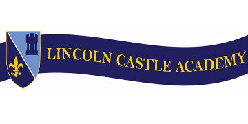 Lincoln Castle Academy logo