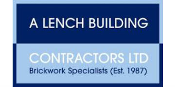 A LENCH BUILDING logo