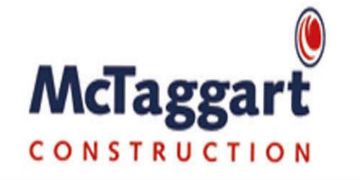 MCTAGGART CONSTRUCTION LTD logo