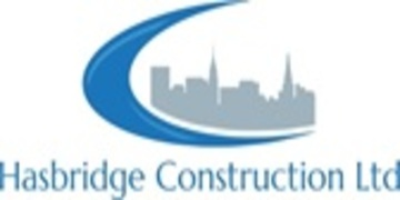 HASBRIDGE CONSTRUCTION logo