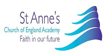 St Anne's Church Of England Acadamy logo