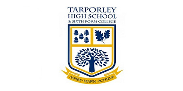 Tarporley High School and Sixth Form College* logo