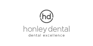 THE HONLEY DENTAL PRACTICE logo