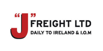 J Freight Limited* logo