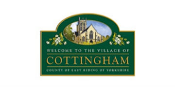Cottingham Parish Council logo