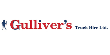 Gullivers Truck Hire Ltd* logo