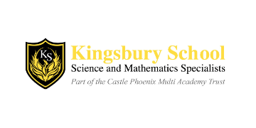 Kingsbury School logo