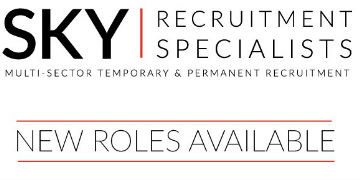 Sky recruitment logo