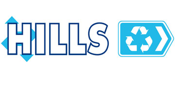 Hills Salvage and Recycling Ltd* logo