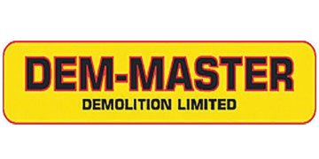 Dem Master Demolition Ltd* logo