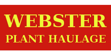 Webster Plant Haulage* logo