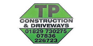 TP Construction and Driveways Limited* logo