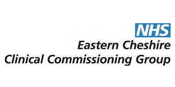 NHS Eastern Cheshire Clinical Commissioning Group* logo