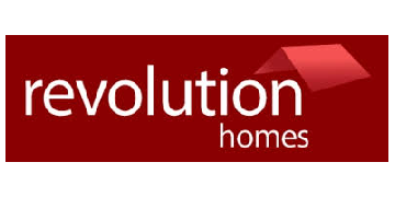 Revolution Homes logo