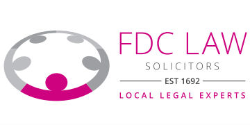 F D C LAW SOLICITORS logo