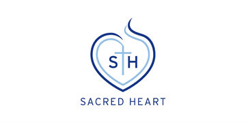 Sacred Heart Catholic High School logo