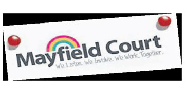 Mayfield Court* logo