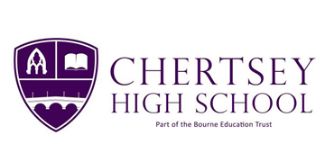 Chertsey High School* logo