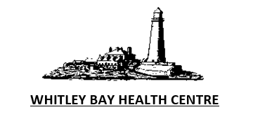 WHITLEY BAY HEALTH CENTRE logo