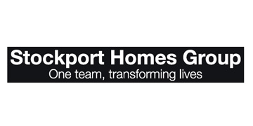 Stockport Homes Group* logo
