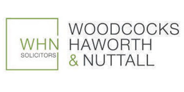 Woodcocks Haworth and Nuttall Solicitors* logo