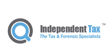 INDEPENDANT TAX logo