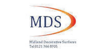 Midland Decorative Surfaces* logo