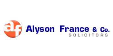 ALYSON FRANCE SOLICITORS logo