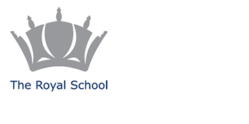The Royal School logo