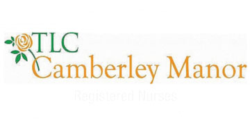 TLC Group Camberley Manor* logo