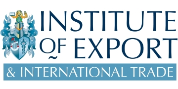 (IMA on behalf of the) Instutute of Export logo