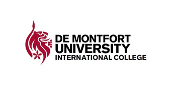 De Montfort University International College logo