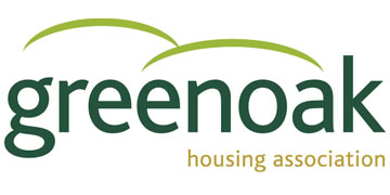 Greenoak Housing Association* logo