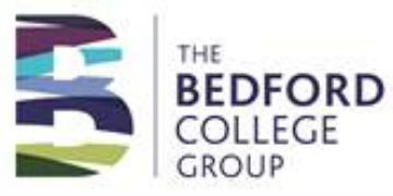 Bedford College Group logo