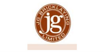 J G BRICKLAYING LTD logo