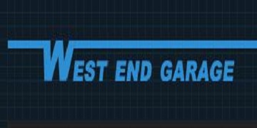 WEST END GARAGE logo