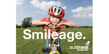 Inspired People - Sustrans logo