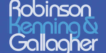 ROBINSON KENNING & GALLAGHER logo
